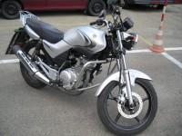 Kat. A1 - Yamaha YBR 125