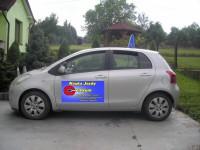 Kat. B -Toyota Yaris 1.3 z KLIMATYZACJĄ